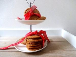 Lebkuchen-Cookies 2