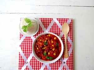 Chili con Carne vegan